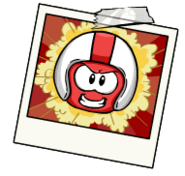 Puffle Launch Red Puffle Pic