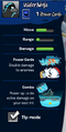 Water Stats