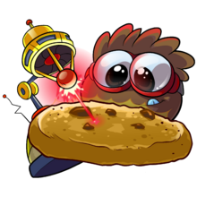 Brown Puffle Cookie Laser.png
