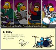 G Billy Bio