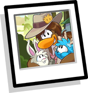 PH Wild Puffle Player Card Giveaway icon