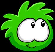 Green PuffleNormal