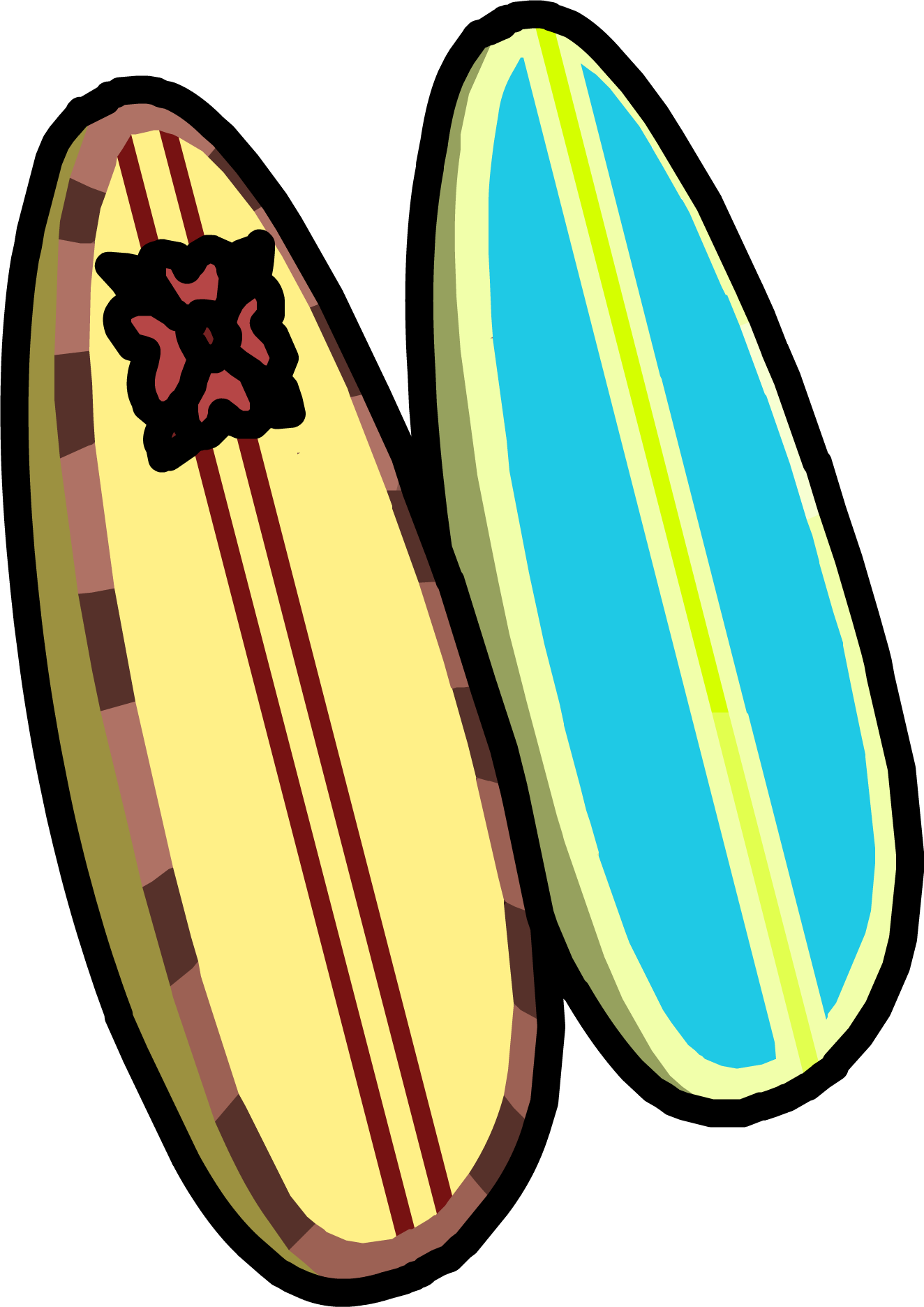 Beach Boards
