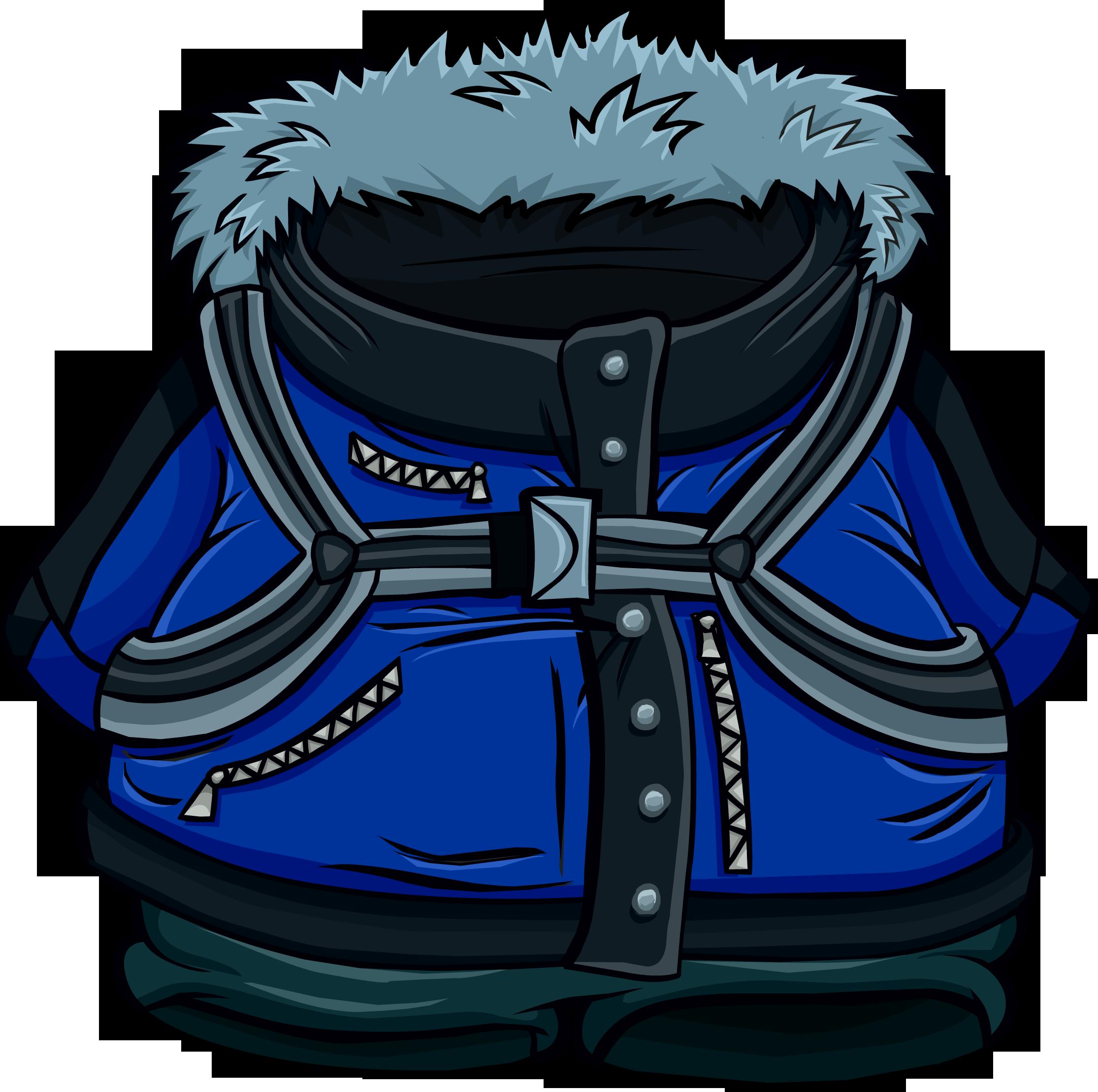 Abrigo de Expedición Azul
