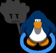 Globo de Puffle Negro juego