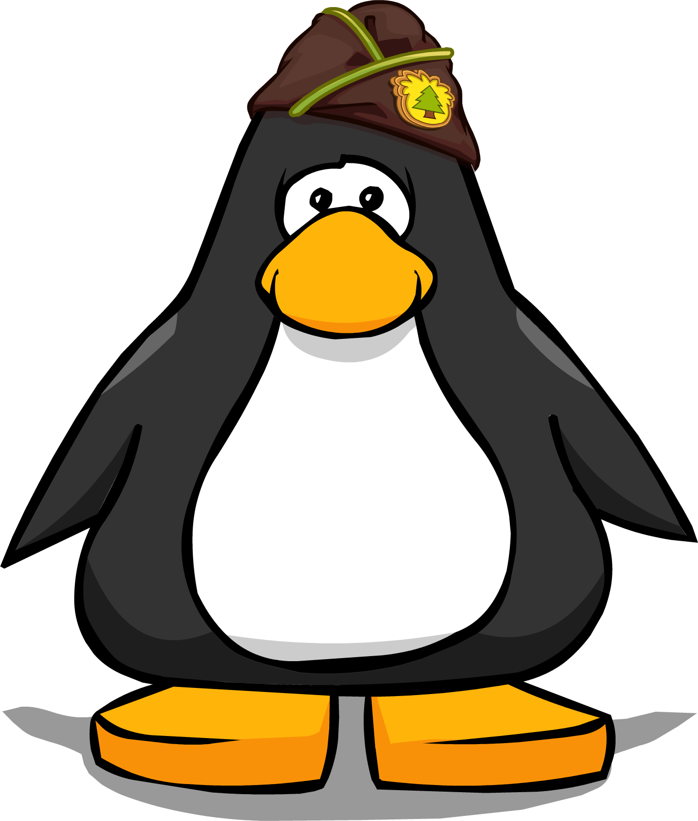 Puffle Guide Hat