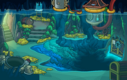 Sensei's Water Scavenger Hunt Hidden Lake