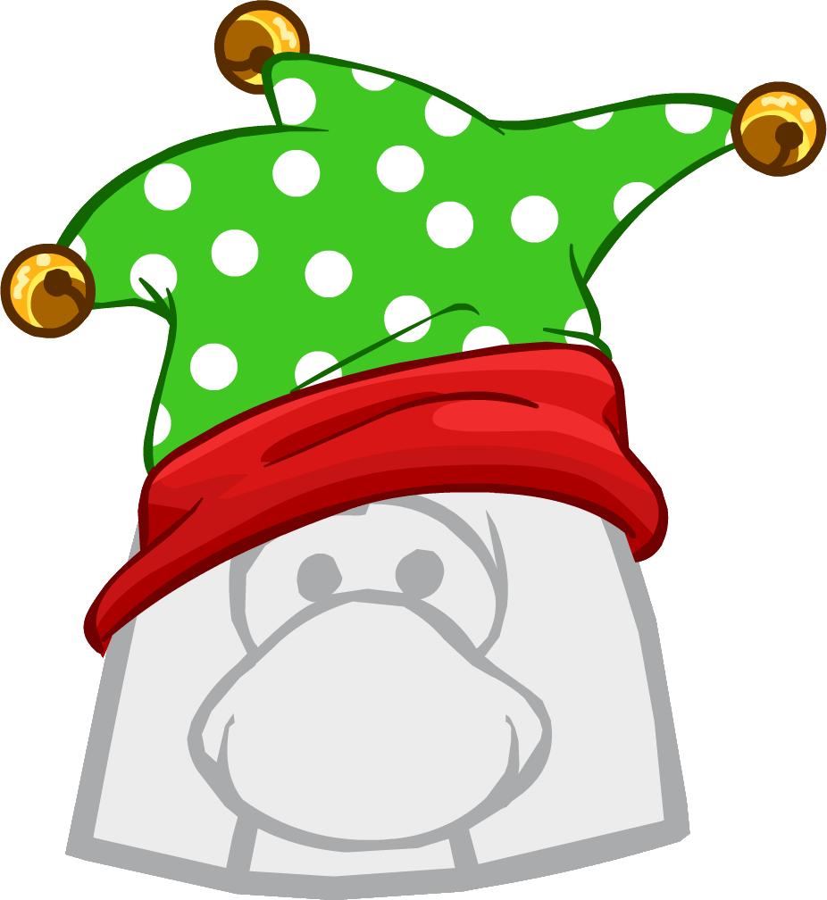Sombrero de Pingüino Sorpresa