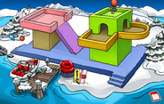 Puffle Party 2012 Dock