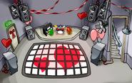 Disco Día de San Valentín