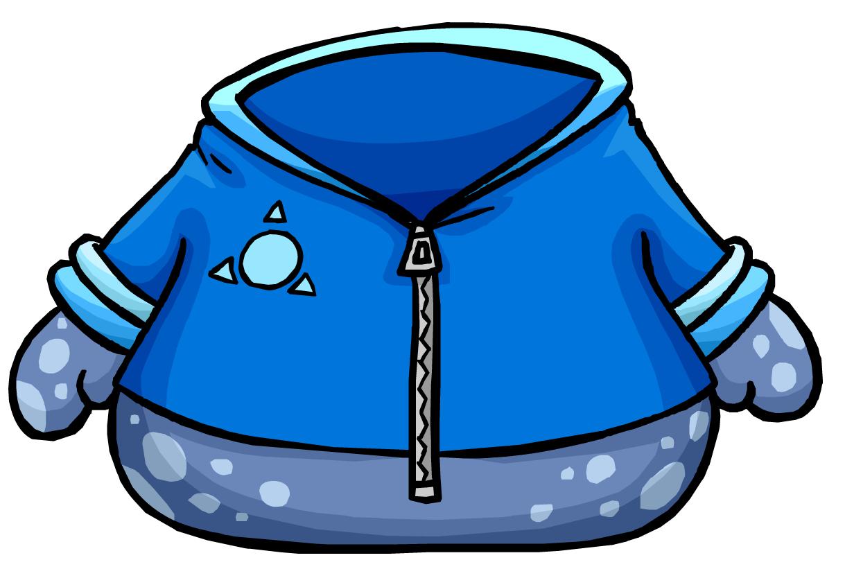 Blue Alien Costume