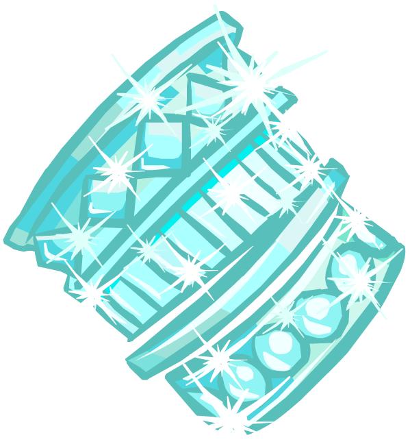 Brazalete con Diamantes