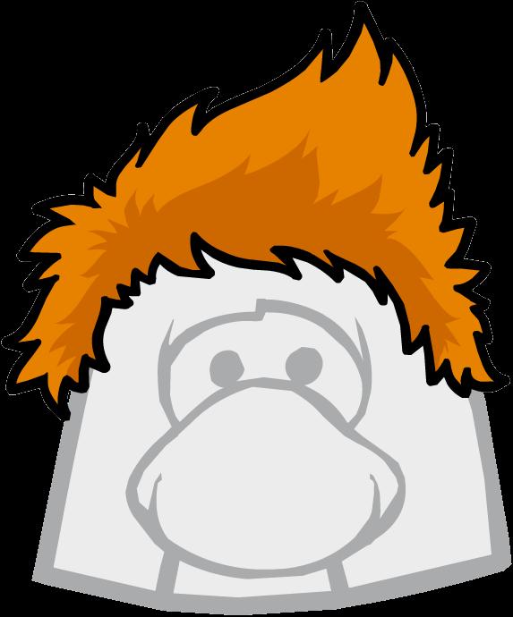 Cabello de Naranja