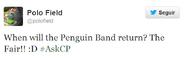 Penguin band confirmacion