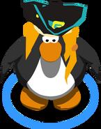 Sombrero de primer oficial juego