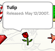 TulipPinStampbook