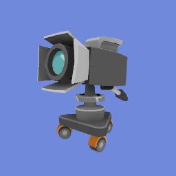 Cámara de TV