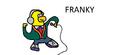 Dibujo de Franky