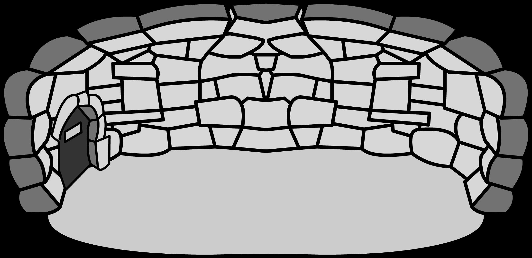 Iglú Secreto de Piedra de Lujo