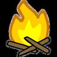 Prehistoric Fire Emote