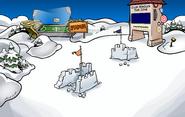 Snow Forts 2008 Stadium