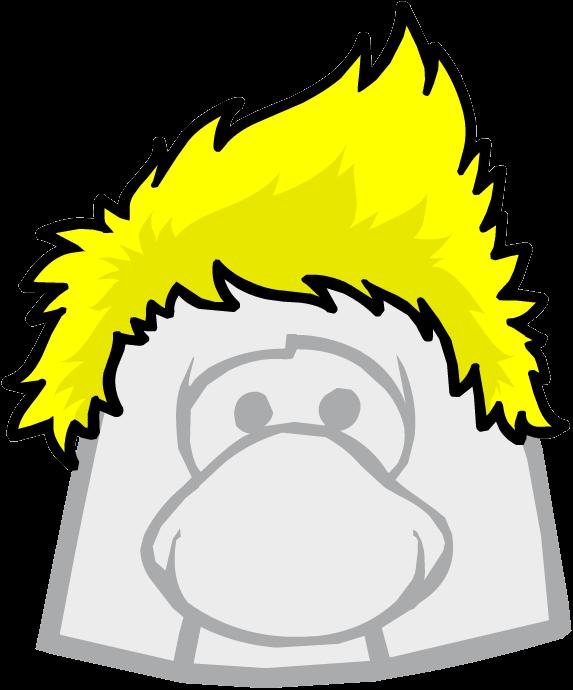 Cabello Banana