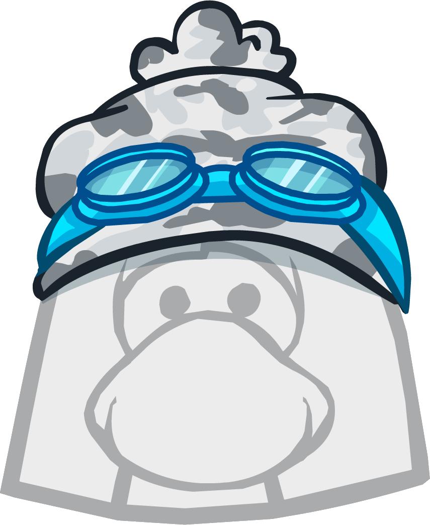 Gafas y Gorro para la Nieve