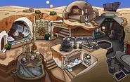 Star Wars Takeover Lars Homestead