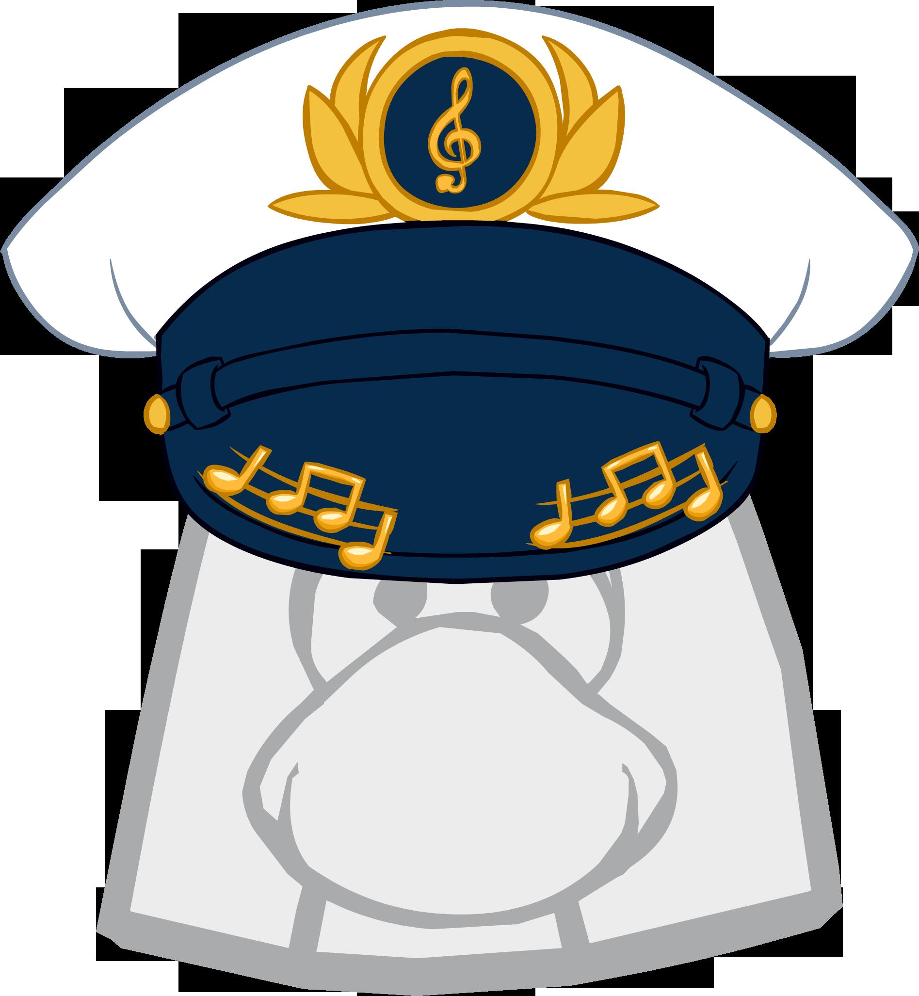 Cruise Captain Hat
