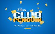 The Fair 2014 logo screen