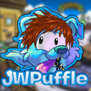 JWPengie puffle party icon