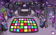 Puffle Party 2012 Night Club