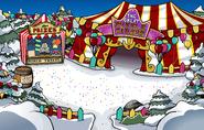The Fair 2011 Great Puffle Circus Entrance
