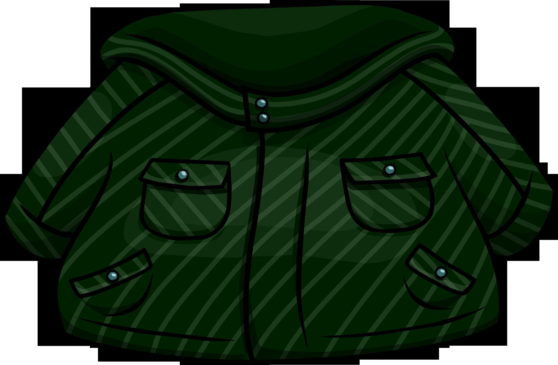 Abrigo de Invierno Verde