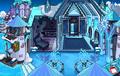 Frozen Party Dock frozen