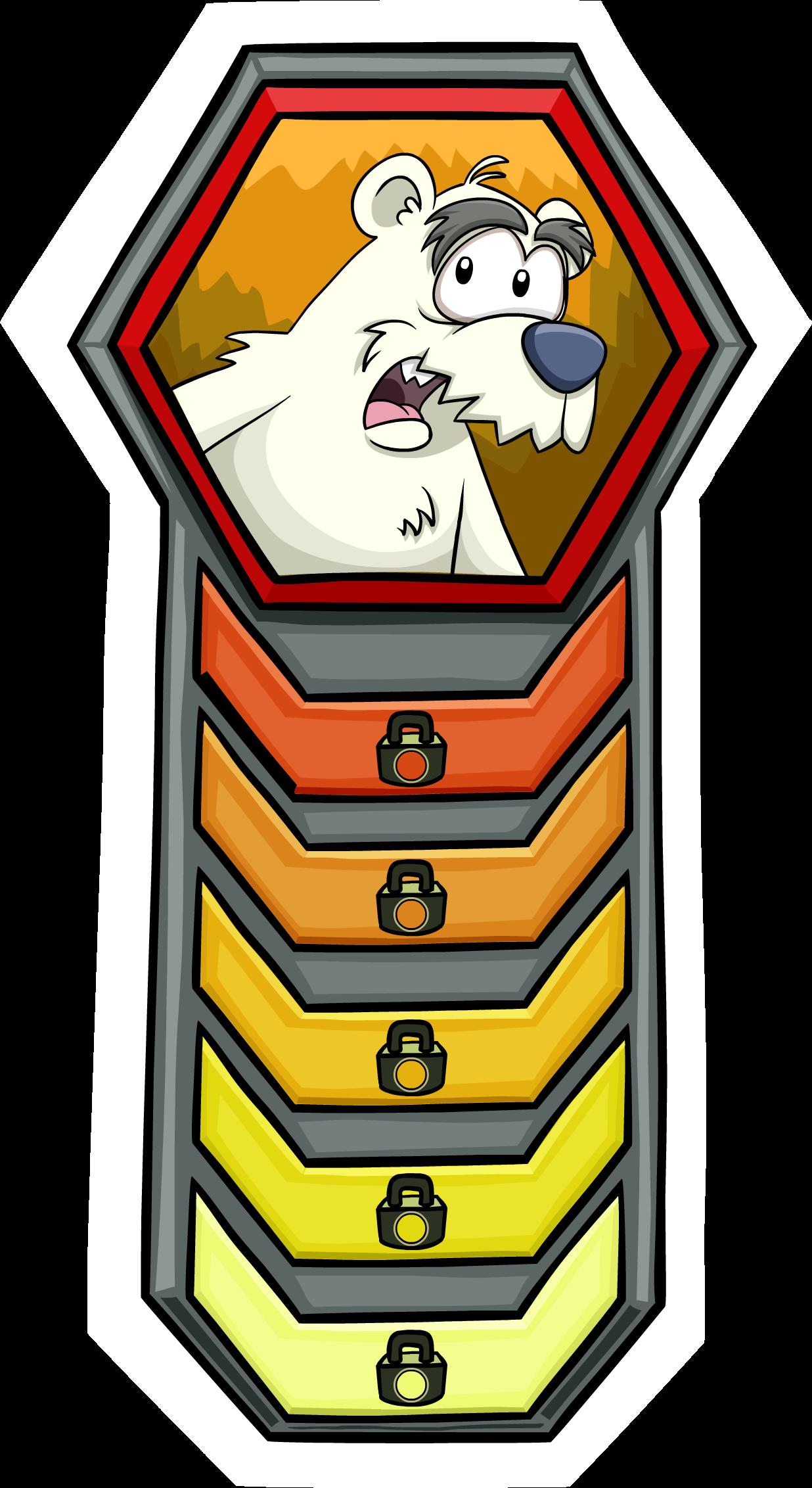 Herbert Security Clearance Pin