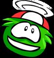 Green PuffleSpin