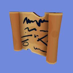 Mystery Scroll