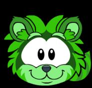 Puffle green1008 igloo
