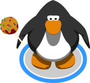 Candy Apple ingame