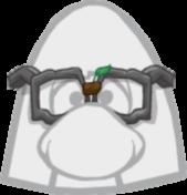 Gafas de Pingüinícola Cerebrito