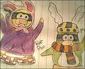 Hat&childpengu