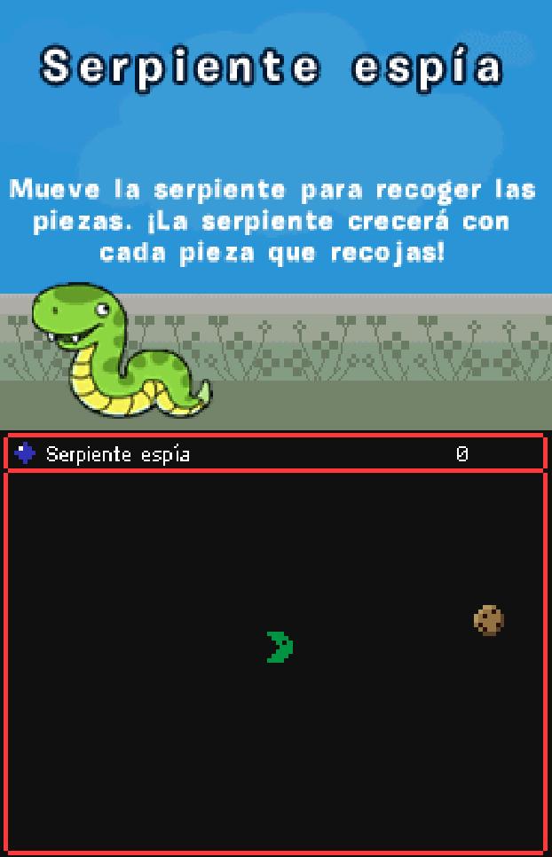 Serpiente Espía