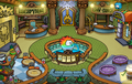 The Fair 2014 Puffle Hotel Lobby