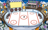 Waddle On Party Ice Rink