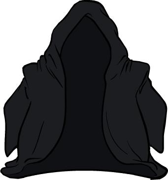 Capa de Jedi Negro