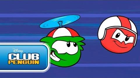 Club Penguin CLUB PUFFLE! The Puffle Party Official Trailer