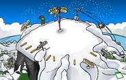 New Year's 2012 Ski Hill