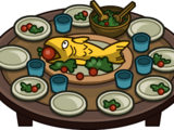 Banquete Festivo Fluffy