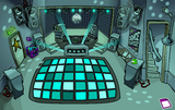 Night Club rave Aqua